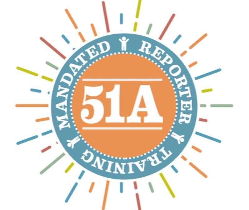 51-A Logo and link to training
